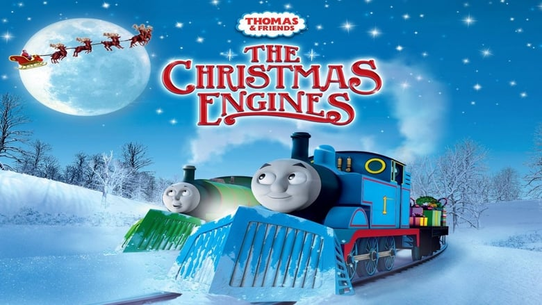 Voir Thomas & Friends : The Christmas engines streaming complet et gratuit sur streamizseries - Films streaming