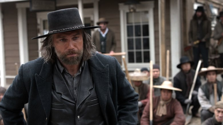 Pragaras ant ratų / Hell on Wheels (2015) 5 Sezonas