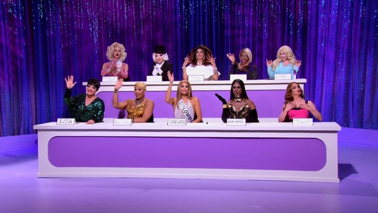 RuPaul: Carrera de drags: 9×6