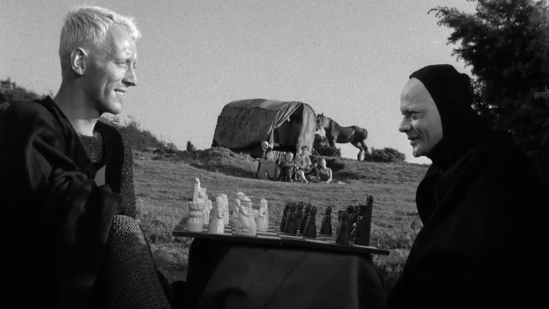 Still from The Seventh Seal