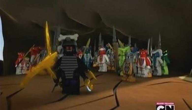 LEGO Ninjago: Masters of Spinjitzu Season 2 Episode 1 | Darkness