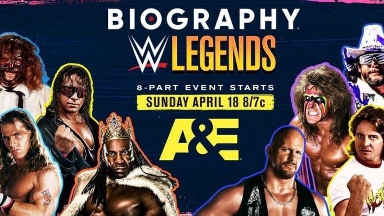 مشاهدة مسلسل A&E Biography: WWE Legends مترجم أون لاين بجودة عالية