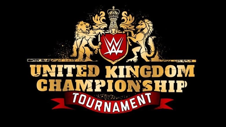 WWE United Kingdom Championship Tournament (2018) - Day Two banner backdrop