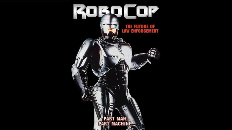 Guarda Robocop: The Future of Law Enforcement In Italiano Online