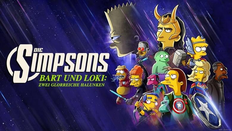 Bart und Loki: Zwei glorreiche Halunken (2021)