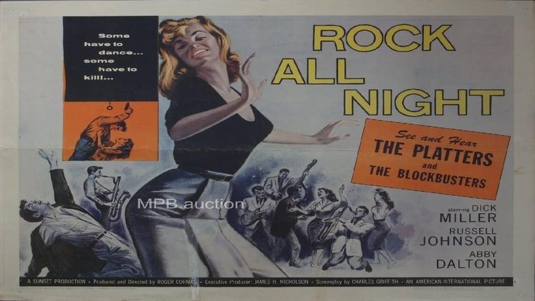 Mira Rock All Night Completamente Gratis
