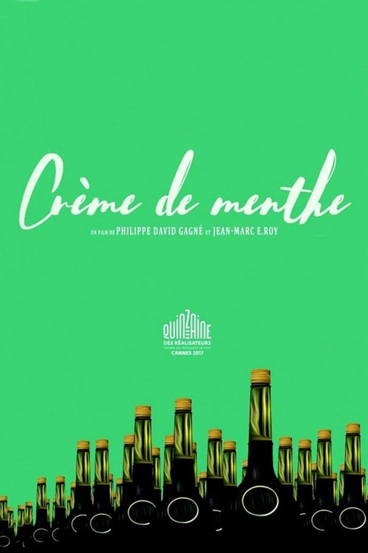 Crème de menthe - poster
