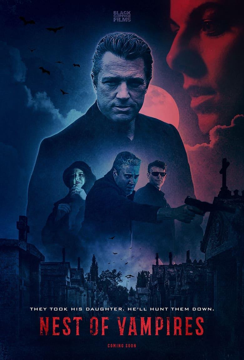 فيلم Nest of Vampires 2021 مترجم