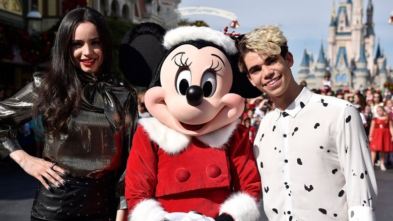 Watch Disney Parks Presents: A Descendants Magical Holiday Celebration free