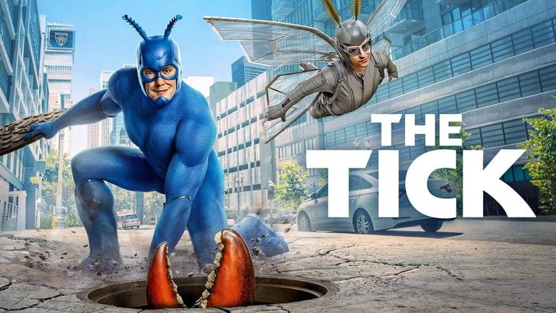 The Tick Dublado e Legendado Online