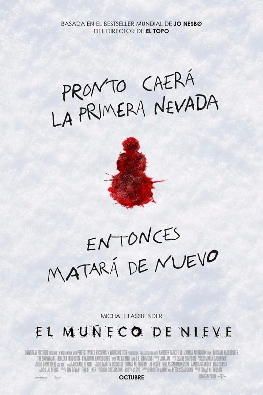 El muñeco de nieve (2017) eMule OnLine D.D.