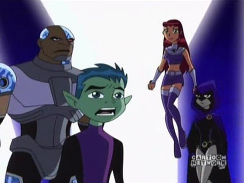 Kecktv - Watch Teen Titans Season 1 Episode 12 S01E12 Online Free-2484
