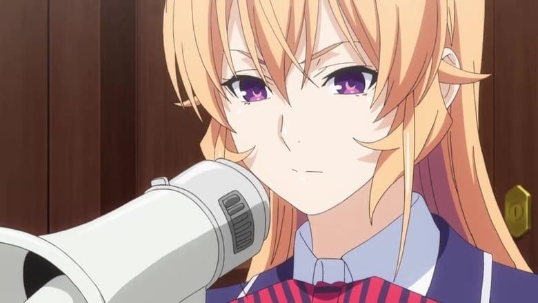 Food Wars!: Shokugeki no Soma saison 4 episode 1 streaming