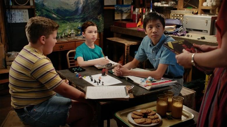 Young Sheldon Season 1 Episode 11