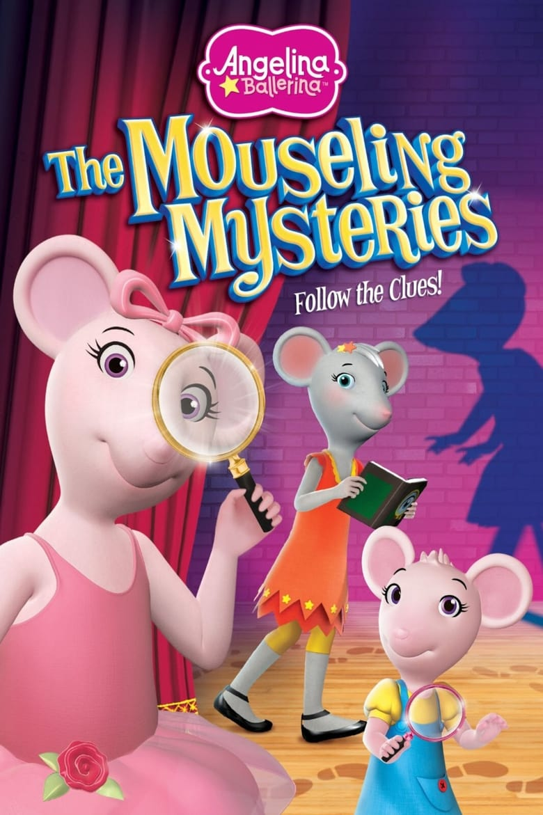 Angelina Ballerina: The Mouseling Mysteries (2013)