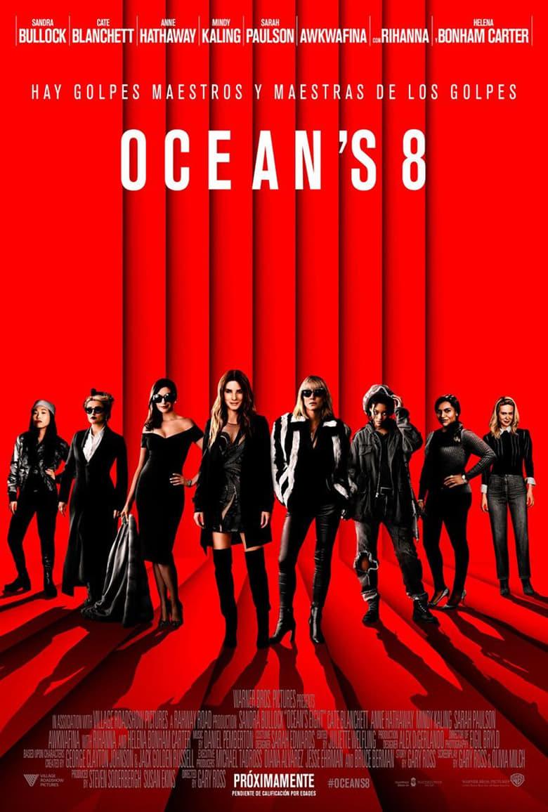 Oceans 8  ( 2018 )