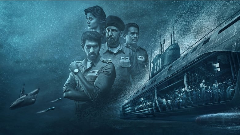 The Ghazi Attack Full Movie Free Download HD 1080P