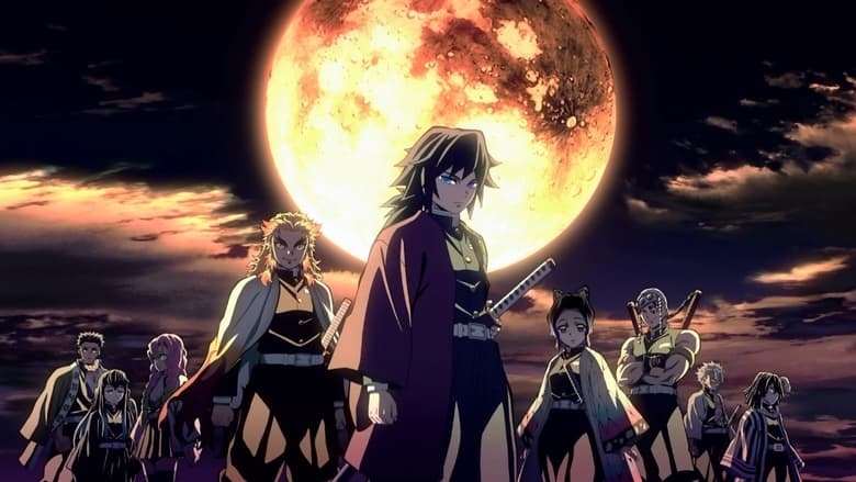 Demon Slayer: Kimetsu no Yaiba: The Hashira Meeting Arc 2020
