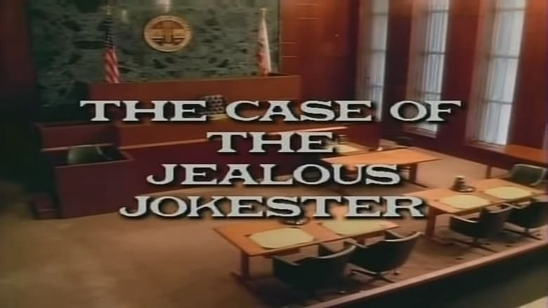 A+Perry+Mason+Mystery%3A+The+Case+of+the+Jealous+Jokester