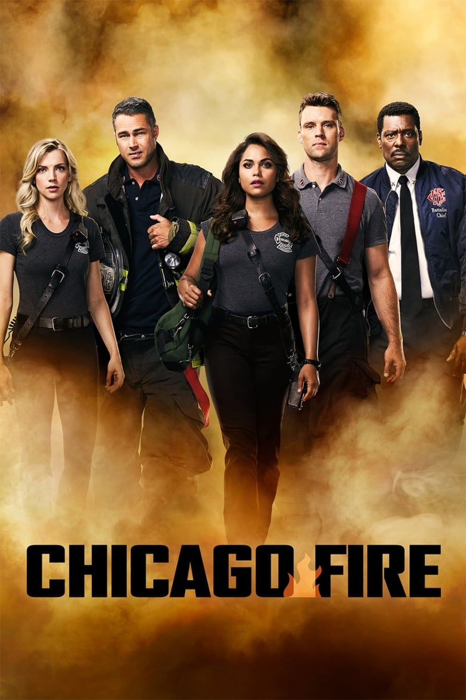 Chicago Fire (Temporada 3) Torrent