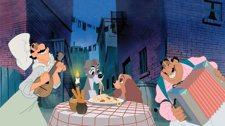 Lady And The Tramp 1955 The Movie Database Tmdb