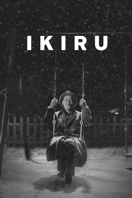 Ikiru - poster
