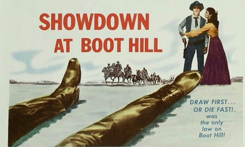 Showdown at Boot Hill Pelicula Completa
