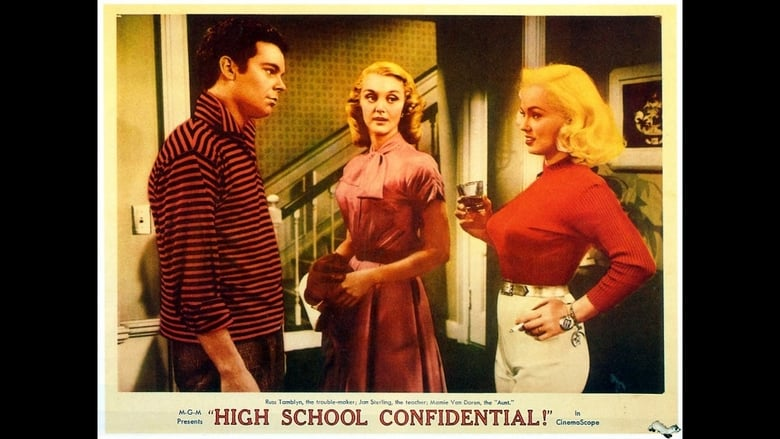 Regarder Film High School Confidential! Gratuit en français