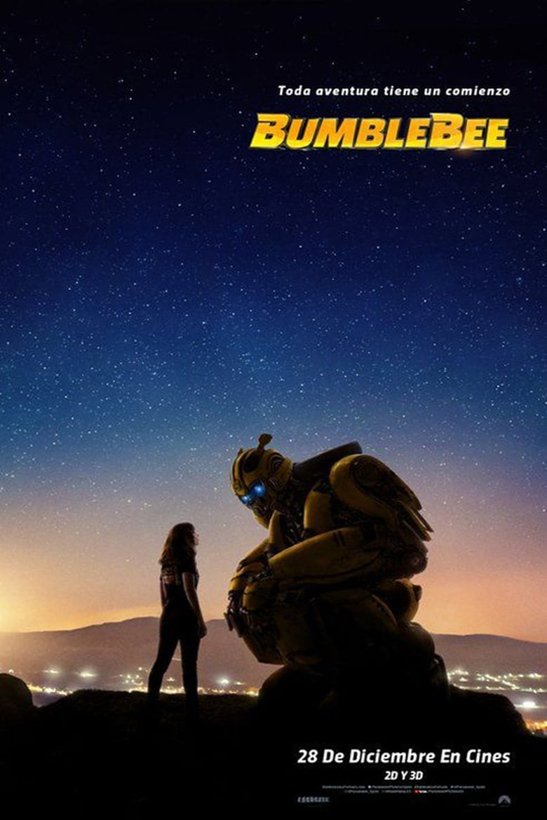 bumblebee film complet en streaming vf gratuit. Black Bedroom Furniture Sets. Home Design Ideas