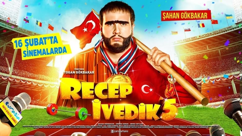 فيلم Recep Ivedik 5 2017 مترجم اونلاين