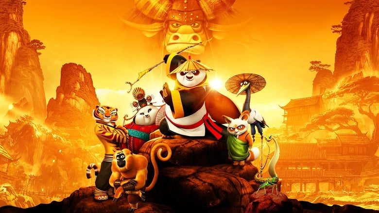 Film Kung Fu Panda: Legends of Awesomeness 1 : The Scorpion Sting In Buona Qualità