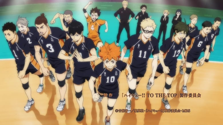 Haikyuu!!: To the Top Batch Subtitle Indonesia