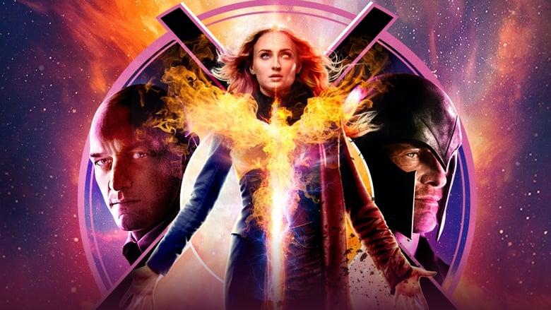кадр из фильма Люди Икс: Тёмный Феникс