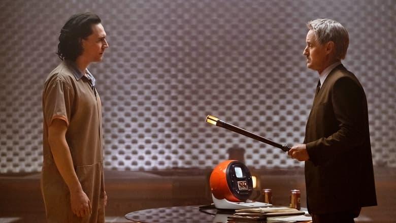 Loki: 1×1 me Titra Shqip