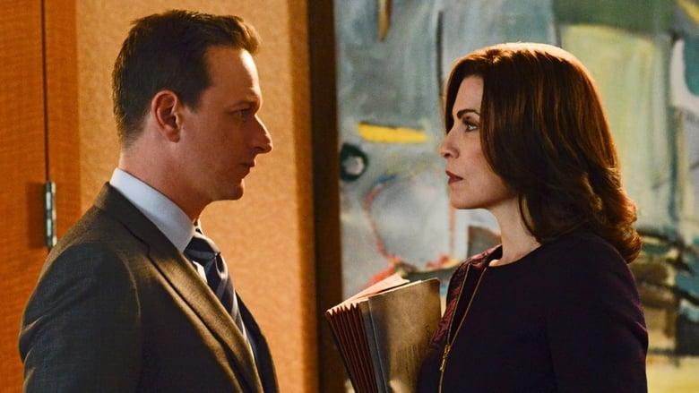 Geroji žmona / The Good Wife (2013) 5 Sezonas