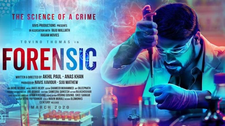 Forensic (2020) [Hindi + Malayalam] HD Movie