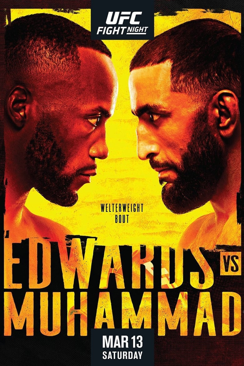 UFC Fight Night 187: Edwards vs. Muhammad