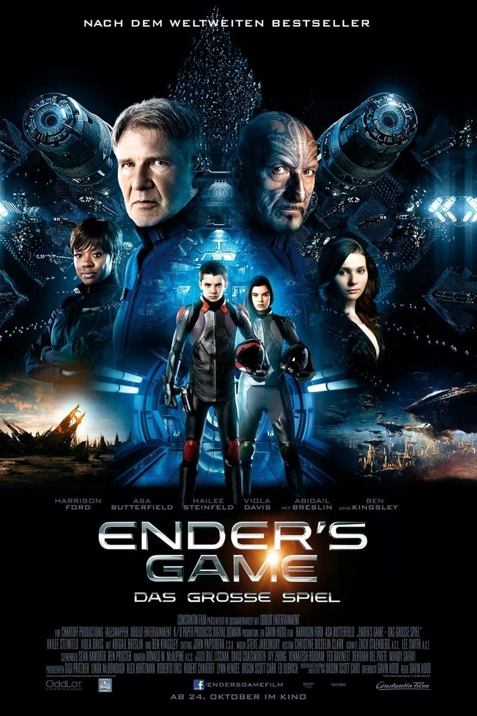 Ender's Game - Das große Spiel - Science Fiction / 2013 / ab 12 Jahre