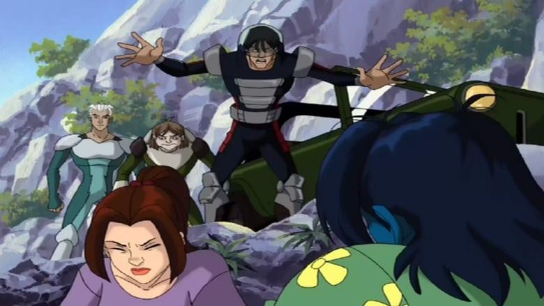 X-Men: Evolution 1×12