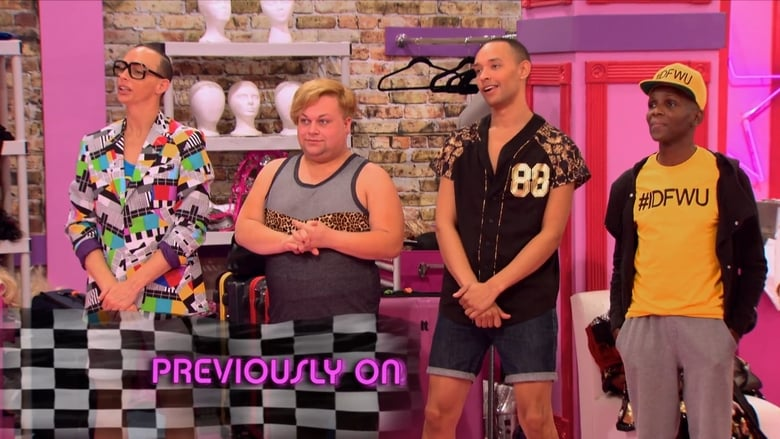 RuPaul's Drag Race All Stars: 2×6