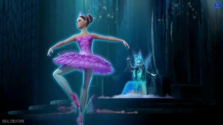Barbie+e+le+scarpette+rosa