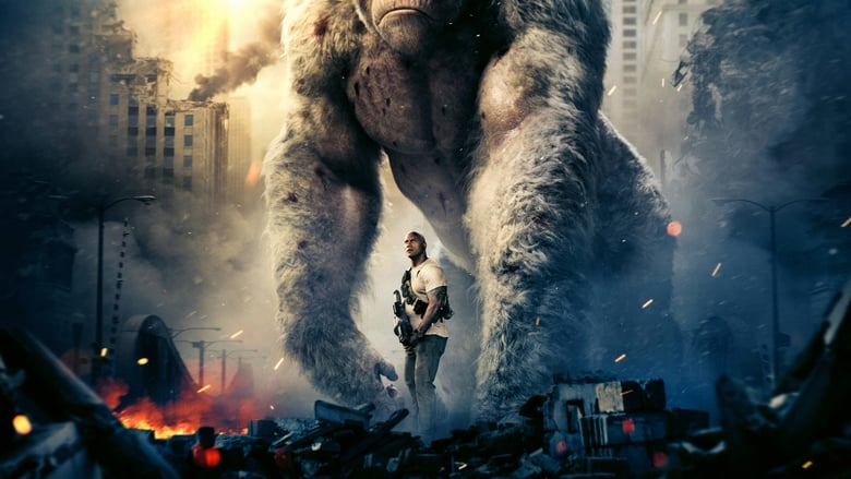 Rampage (2018) Watch Online Free