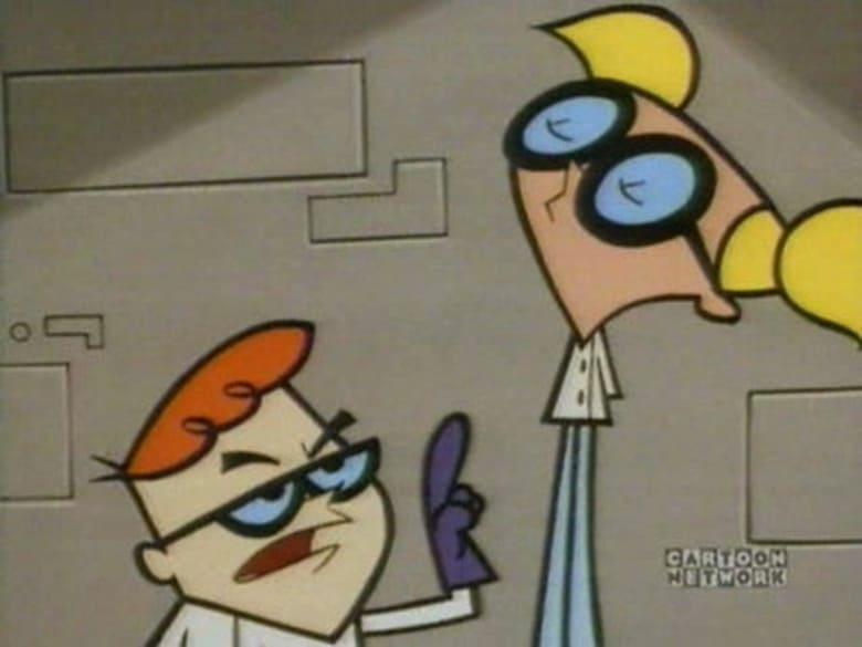 El Laboratorio de Dexter,en leccion de amor - Sexo