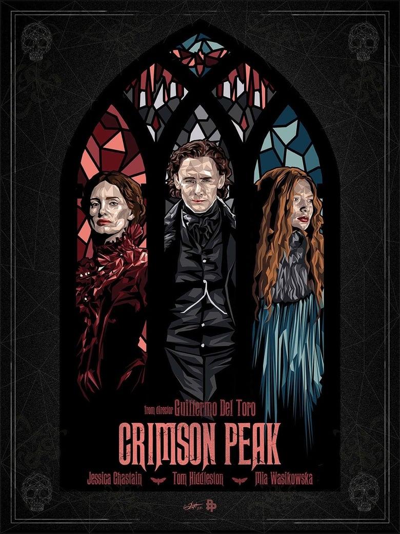 The Light and Dark of Crimson Peak (2016)