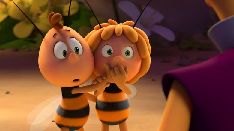 Maya the Bee: The Honey Games (2018) Ganool