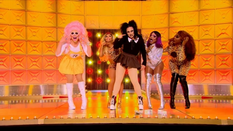 RuPaul's Drag Race All Stars: 3×6