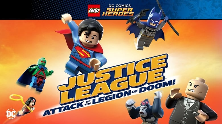 مشاهدة فيلم Lego DC Comics Super Heroes: Justice League Attack of the Legion of Doom! 2015 مترجم أون لاين بجودة عالية