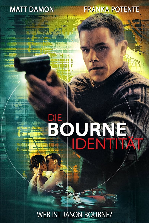 Die Bourne Identität - Action / 2002 / ab 12 Jahre
