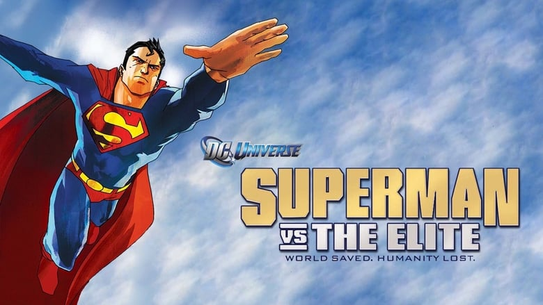 Superman+vs.+The+Elite