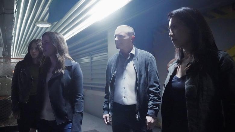 Agentūra S.K.Y.D.A.S. / Marvel's Agents of S.H.I.E.L.D. (2017) 5 Sezonas EN